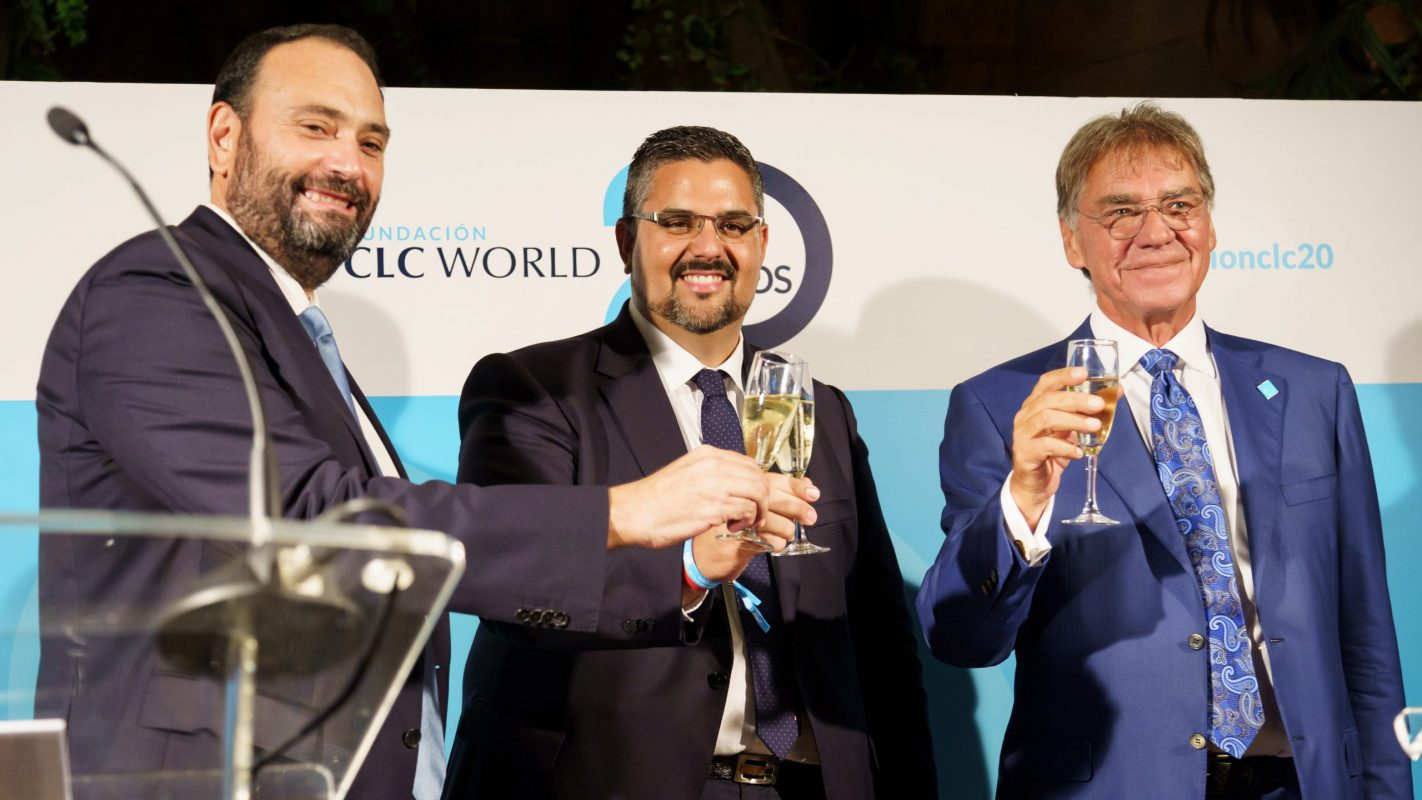 Fundación CLC World, 20 years of charitable commitment
