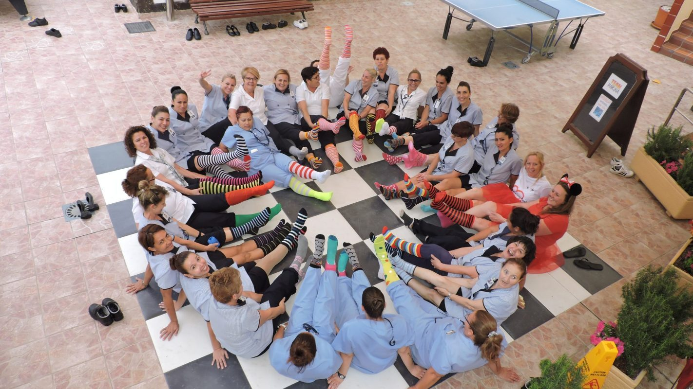 Fundación CLC World in Tenerife raises nearly €10,000 on World Down Syndrome Awareness Day