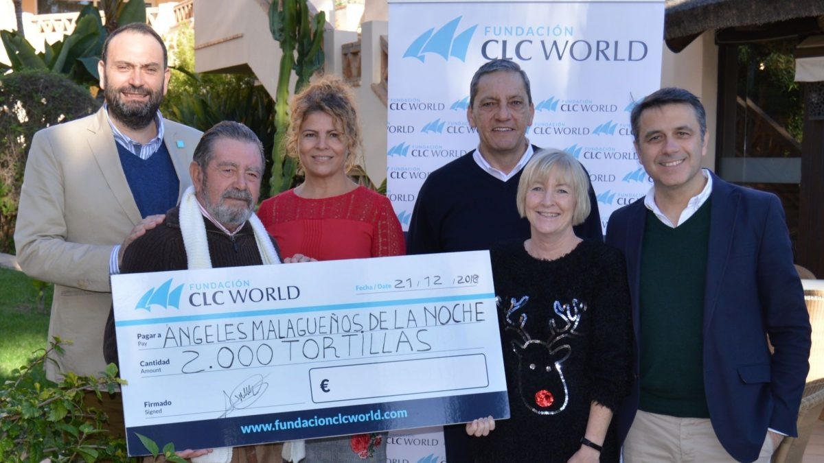 Helping the homeless on the Costa del Sol and Tenerife